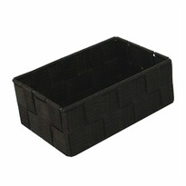 Compactor Organizator depozitare pentru sertar M TEX, 18 x 12 x 7 cm, maro