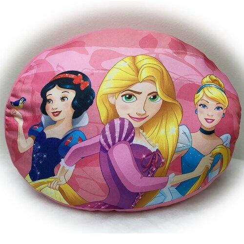 Jerry Fabrics Tvarovaný polštářek Princess, 34 x 30 cm