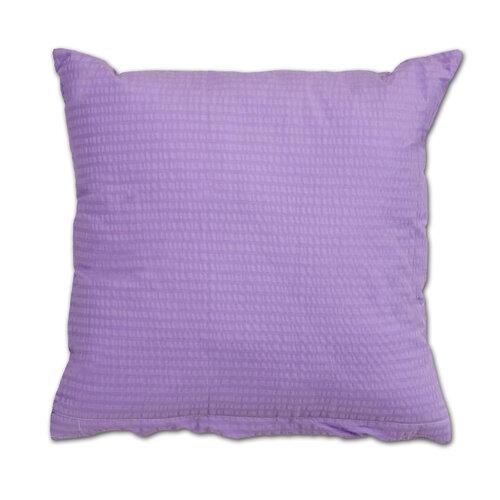 Obliečka na vankúšik krep fialová, 40 x 40 cm