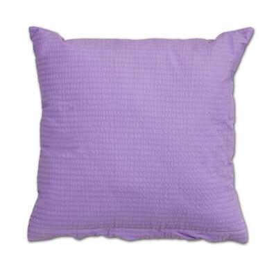 Povlak na polštářek krep fialová, 40 x 40 cm