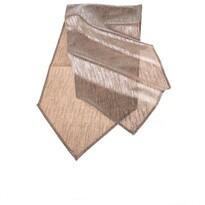 Bieżnik świąteczny brązowy, 32 x 140 cm