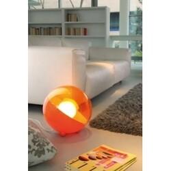 Koziol stojacia lampa Orion oranžová