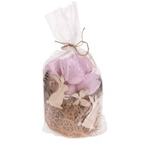 Sada velikonočních vajíček Sprinkle, růžová