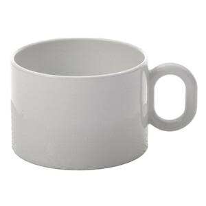 Čajový šálek Dressed 170 ml, bílý