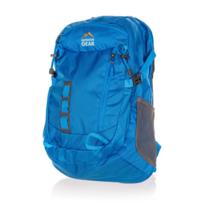 Outdoor Gear Track hátizsák turisztikához, kék, 33 x 49 x 22 cm