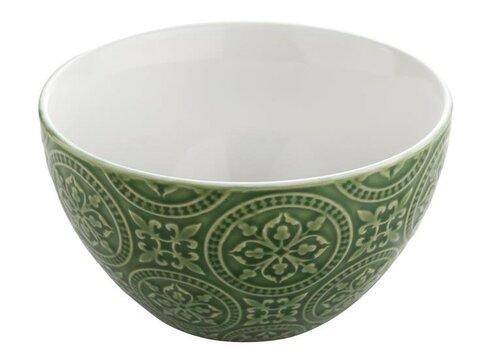 Florina Keramická miska Nadine 14 cm, zelená