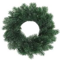 Wieniec bożonarodzeniowy Crispiano zielony, śr. 35 cm