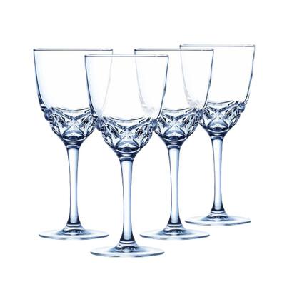 4dílná sada sklenic na víno Joyau