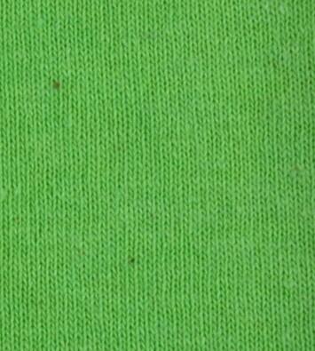 Bavlněné napínací prostěradlo žerzej, zelená, 90 x 200 cm