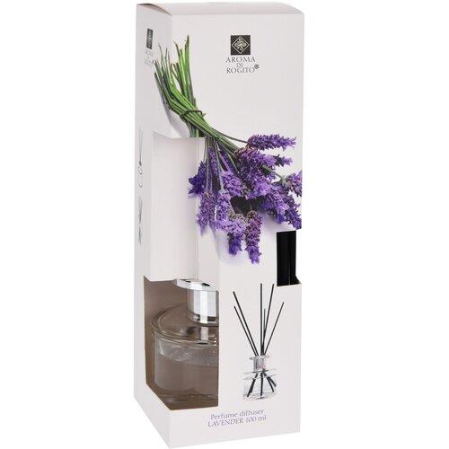 Vonný difuzér Aróma di Rogito Lavender, 100 ml