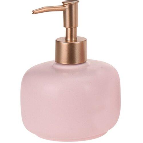 Dozator de săpun Mably, roz deschis