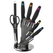 Berlinger Haus 8-częściowy zestaw noży w stojaku Diamond Collection