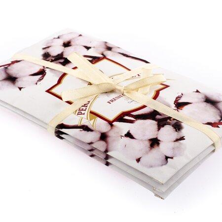 Fresh Cotton illatzsák készlet, 3 db, 20 g