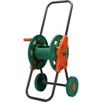 FLO TO-89335 navíjecí stojan na zahradní hadici s kolečky, 45 m