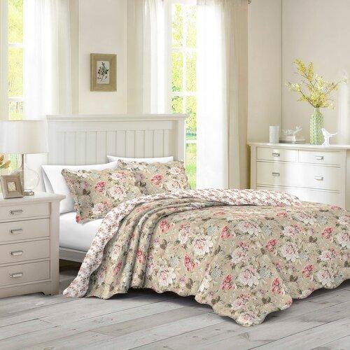 Narzuta na łóżko Eva, 140 x 200 cm, 1 szt. 50 x 70 cm