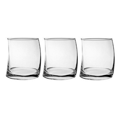 Banquet sklenice na whisky 3 ks