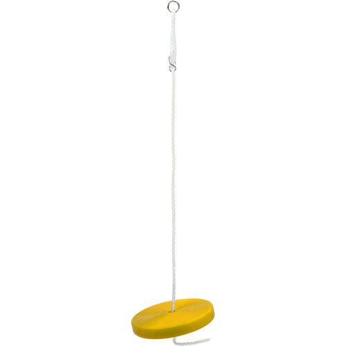 Hojdačka Slingshot žltá, pr. 28,5 cm
