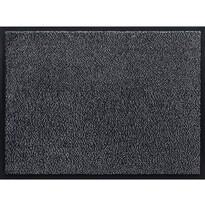 Vnútorná rohožka Mars sivá 549/007, 90 x 150 cm