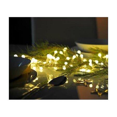 Světelný řetěz Kuličky, 192 LED