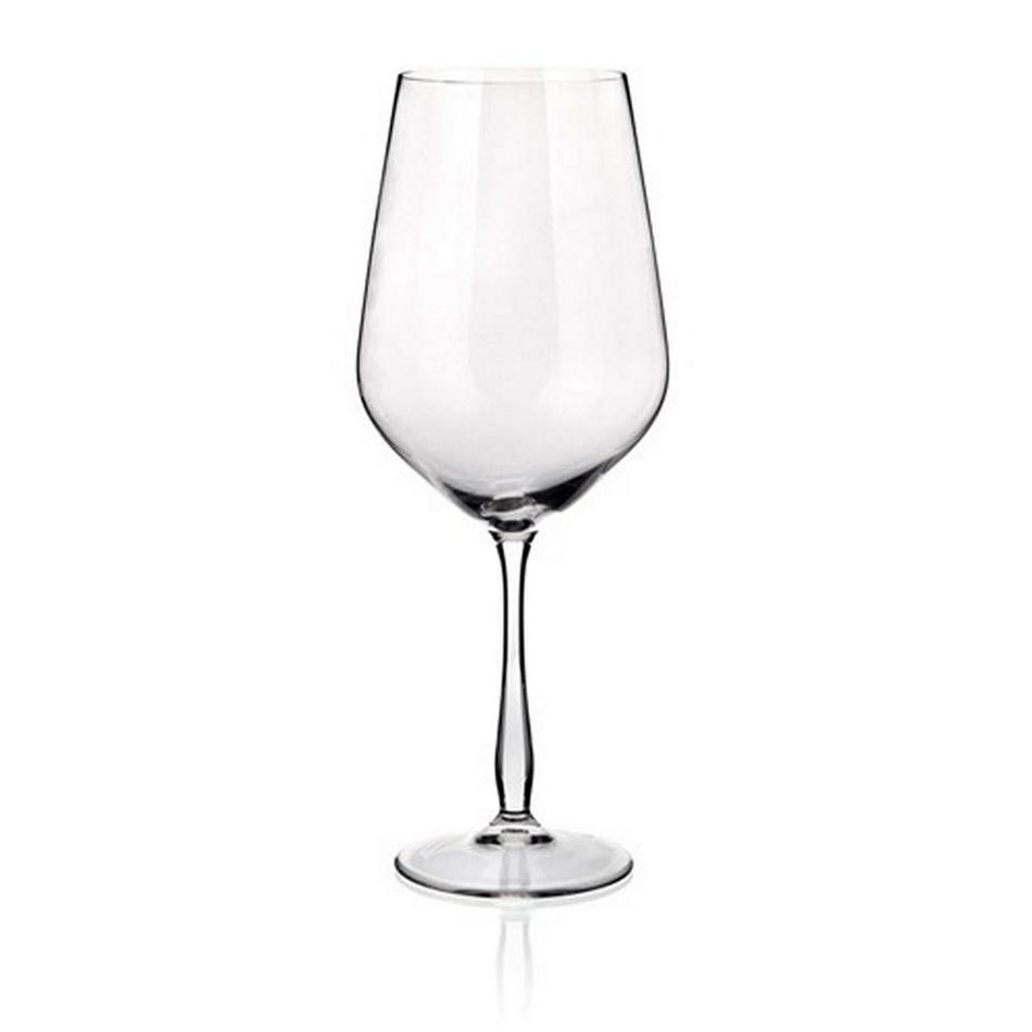 Banquet Gourmet Crystal poháre červené víno 6 ks,