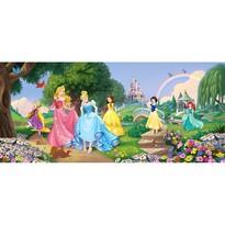 Tapeta fotograficzna dziecięca Księżniczki, 202 x 90 cm