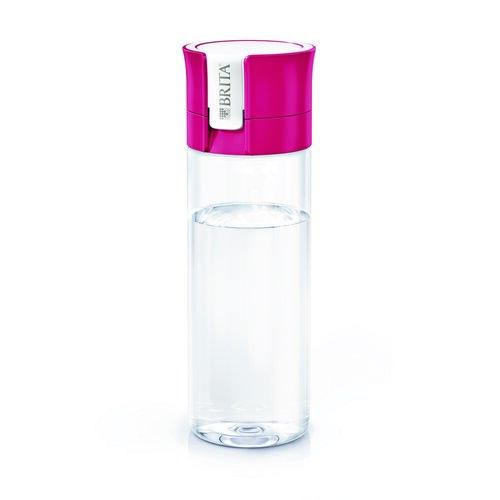 Brita Filtračná fľaša na vodu Fill & Go Vital 0,6 l, ružová