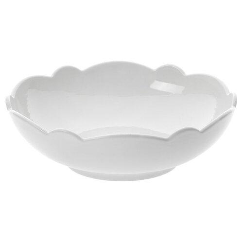 Alessi Kompotová miska Dressed 220 ml, pr. 13 cm, bílá