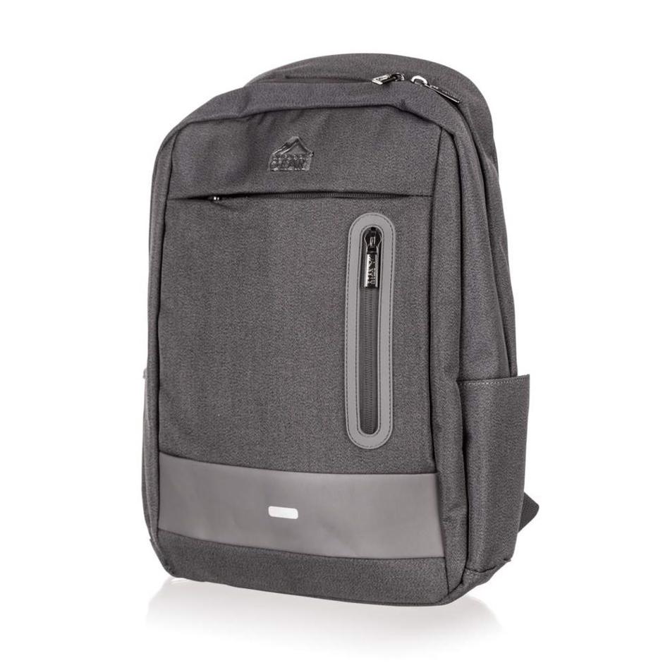 Rucsac laptop Outdoor Gear Unity, gri,30 x 45 x 18 cm imagine 2021 e4home.ro