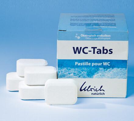 Čistící tablety do WC
