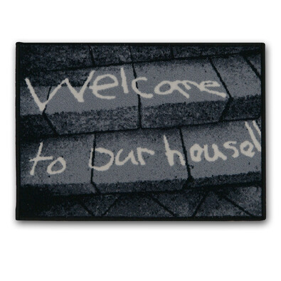 Venkovní rohožka Welcome Home, 50 x 70 cm