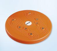 Rotační disk SportWell, oranžová, pr. 25 cm