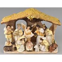 Karácsonyi dekoráció Betlehem, 18 x 12 cm