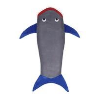 Domarex Detská deka Žralok sivá, 145 cm