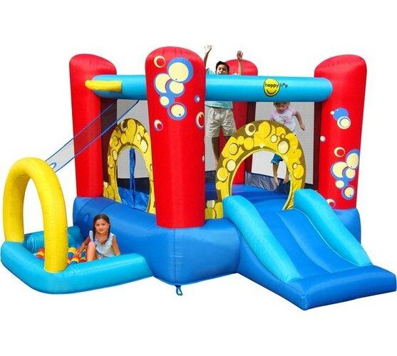 Detské hracie centrum Bublina 4v1