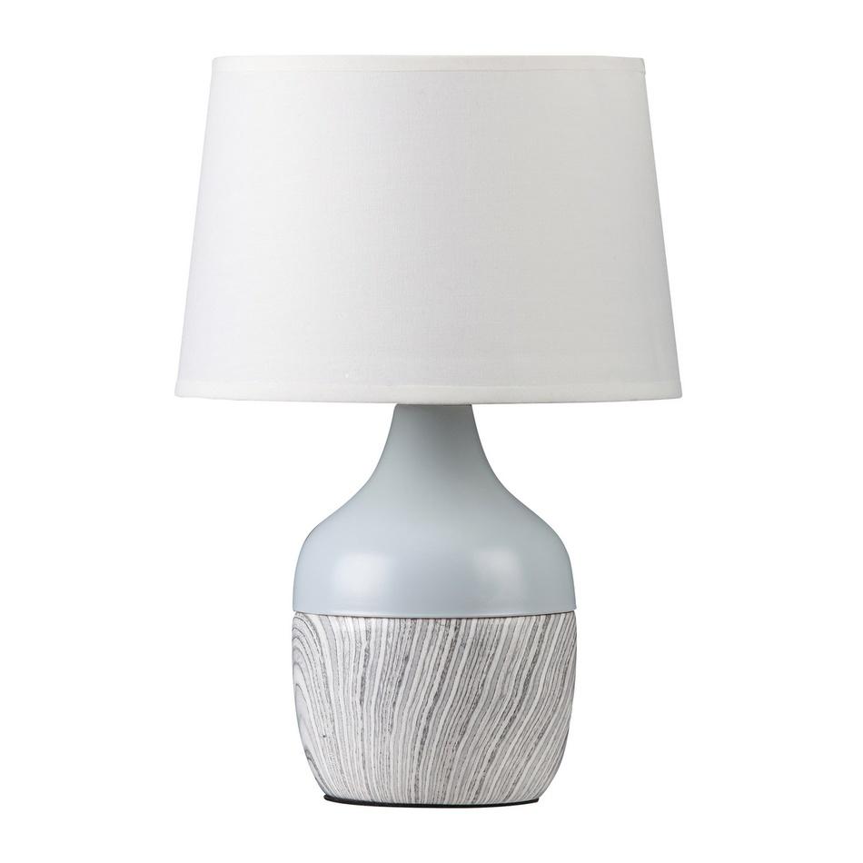 Rabalux 4371 Yvette stolná lampa, modrá