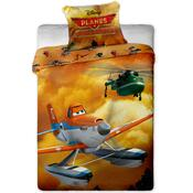Dětské bavlněné povlečení Planes 2, 140 x 200 cm, 70 x 90 cm