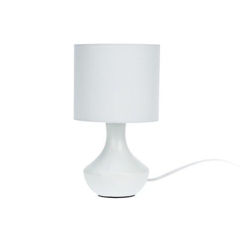 Stolní lampa Silleda, bílá