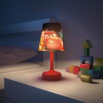 Philips Disney Cars Verdák hordozható asztali lámpa