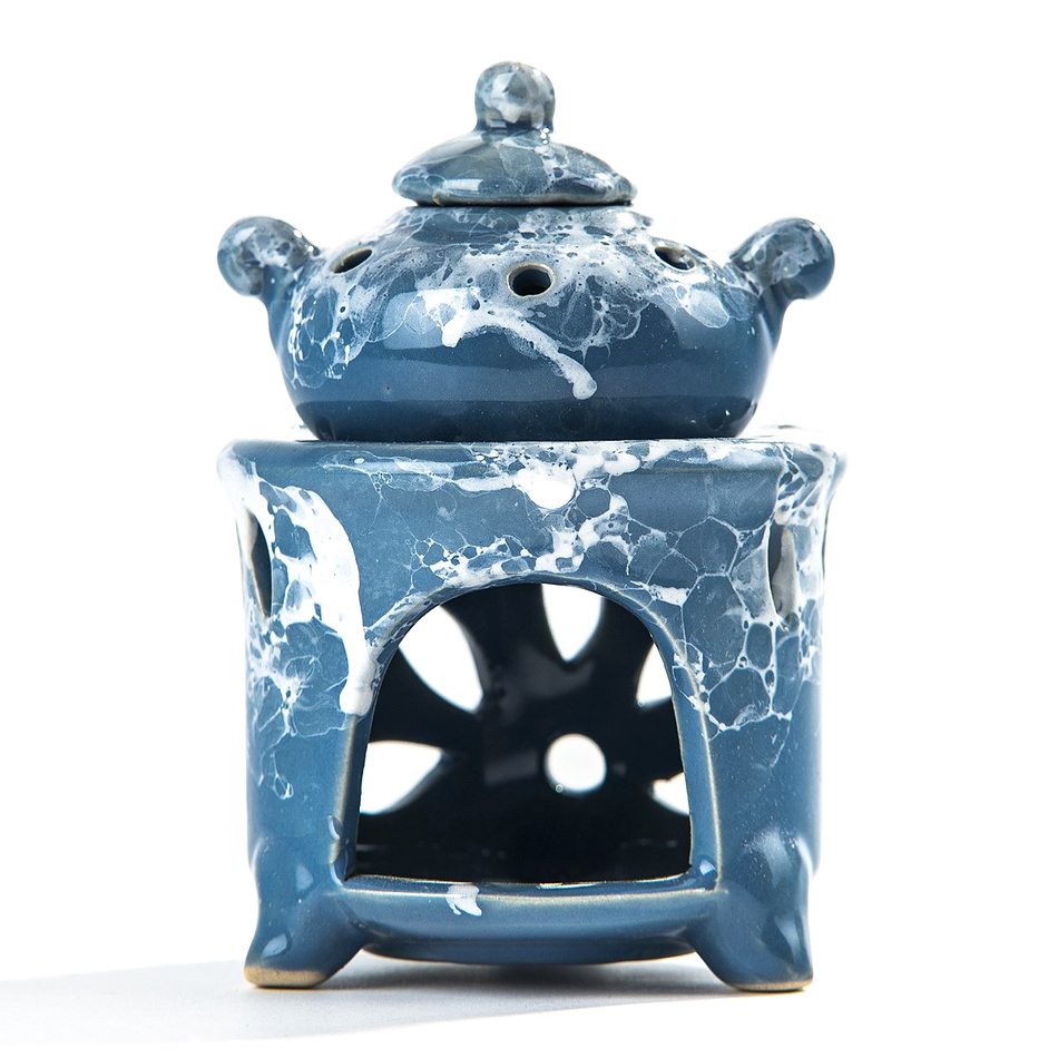 Aromalampa modrá, Ludvík Svoboda