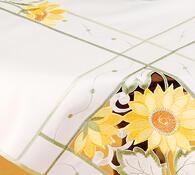 Ubrus slunečnice, 85 x 85 cm