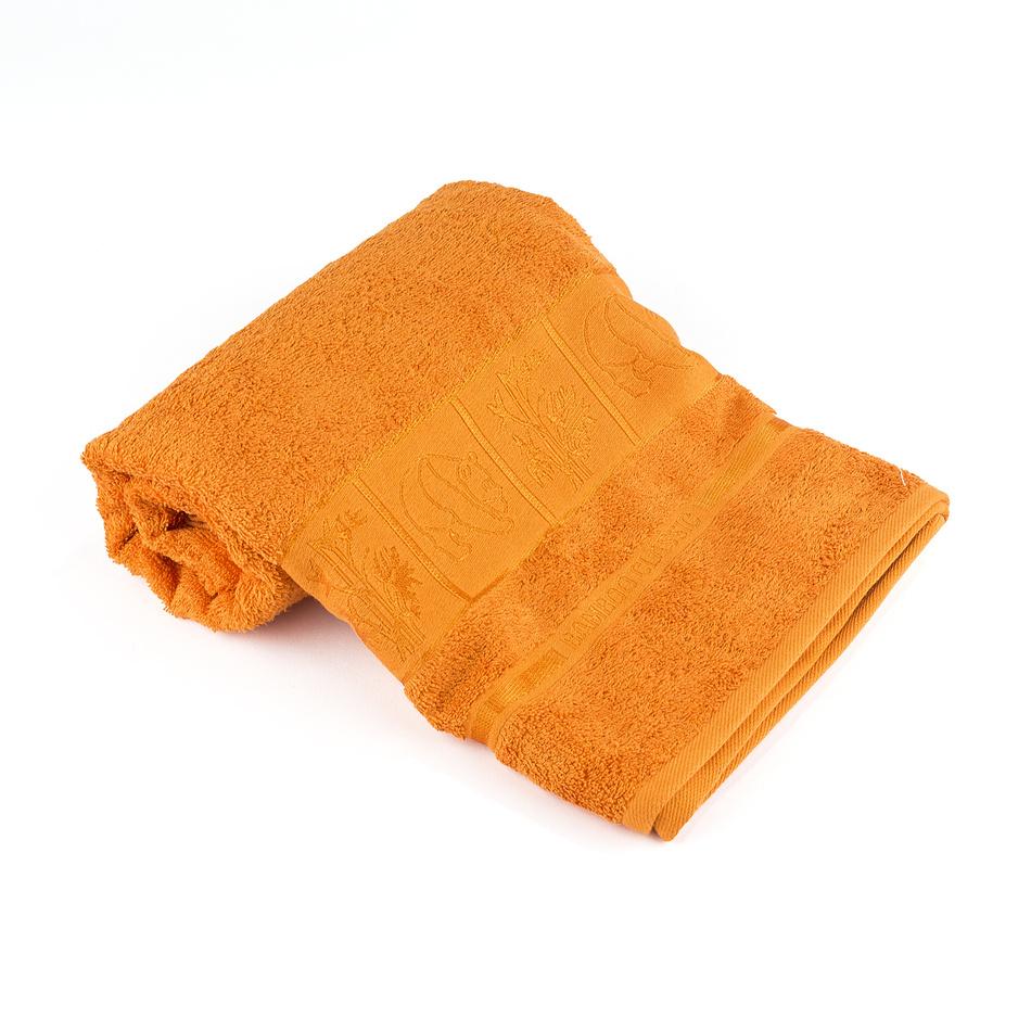 4Home osuška Bamboo Exclusive oranžová, 70 x 140 cm