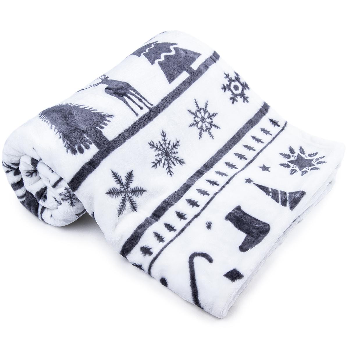 Light Sleep New Christmas takaró, 150 x 200 cm