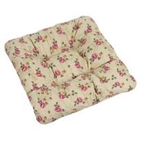 Sedák Adela Ruže na medové, 38 x 38 cm