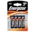 Alkalické baterie AA Energizer Base 4 ks