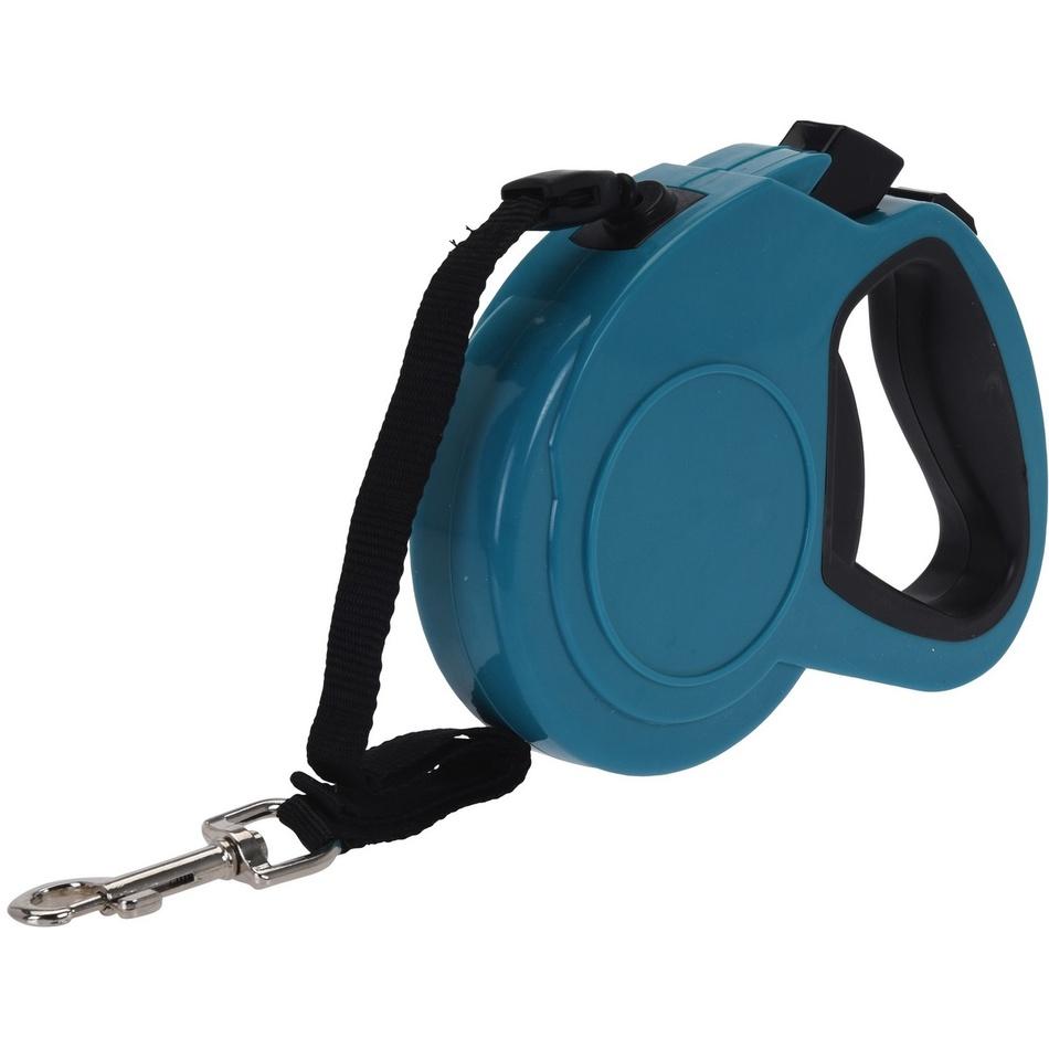 Vodítko pro psa Doggie, modrá