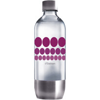 Sodastream Purple Metal butelka