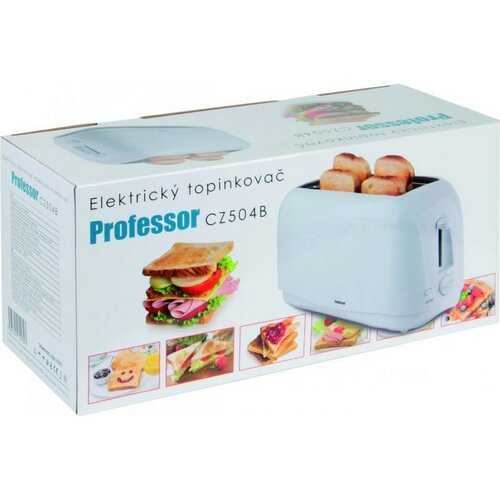 Professor CZ504B hriankovač na 4 toasty
