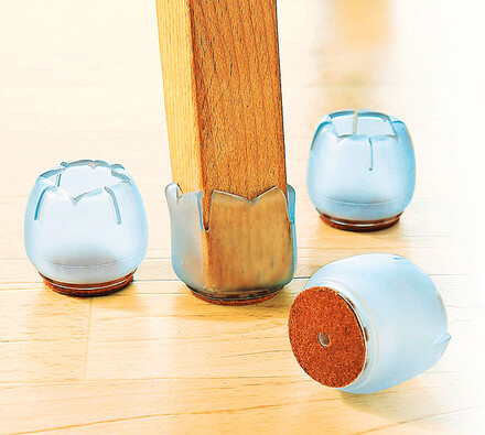 Chrániče na nohy židlí 3,4 cm