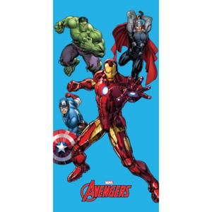 Osuška Avengers, 75 x 150 cm