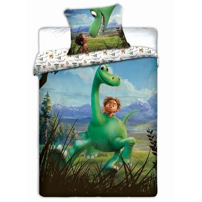 Dětské bavlněné povlečení Good Dinosaur, 140 x 200 cm, 70 x 90 cm
